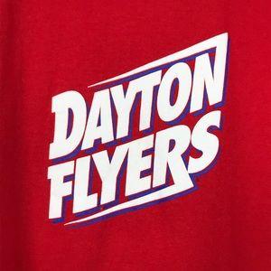 University of Dayton Flyer tee